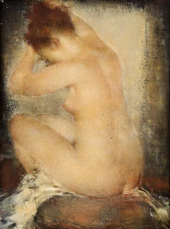 NUDE, Grigory Gluckmann, 20th Century