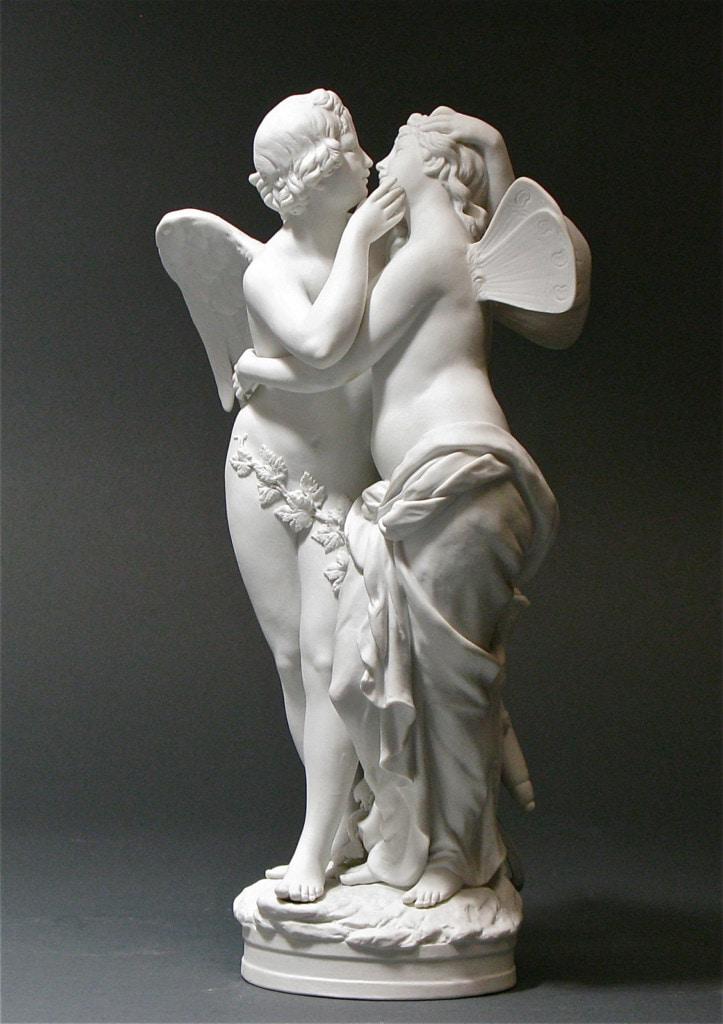 Amor und Psyche Berlin (K.P.M) 19th Century